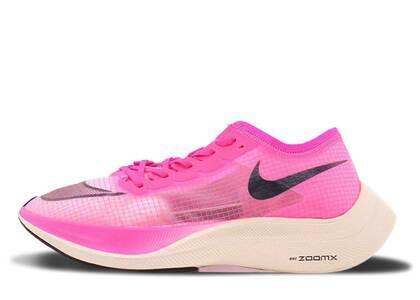 Nike Zoom X Vaporfly Next% Pink Blast/Black-Guava Iceの写真