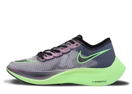 Nike Zoom X Vaporfly Next% Valerian Blueの写真