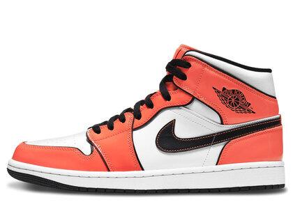 Nike Air Jordan 1 Mid SE Turf Orangeの写真