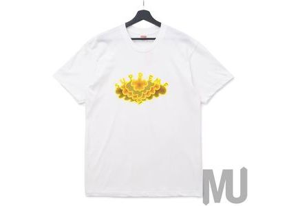 Supreme Cloud Tee Whiteの写真