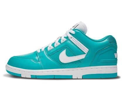Supreme × Nike SB AF2 Low New Emeraldの写真