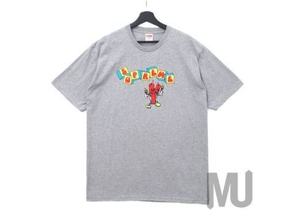Supreme Dynamite Tee Heather Greyの写真