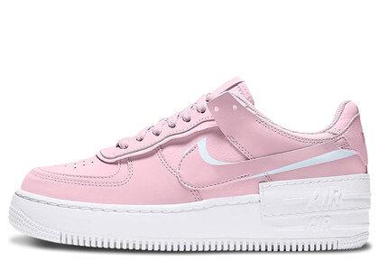 Nike Air Force 1 Shadow Pink Foam Womensの写真