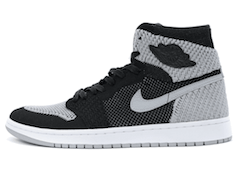 JORDAN 1 RETRO FLYKNIT SHADOWの写真