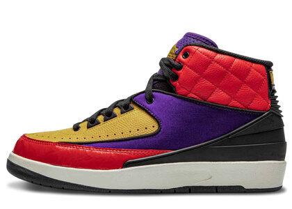 Nike Air Jordan 2 Womens MultiColorの写真