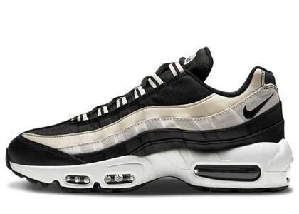 Nike Air Max 95 Black/Black-pearl White Womensの写真