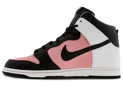 Nike Dunk High -Real pink womensの写真
