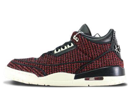Nike Air Jordan 3 Retoro AWOK Vogue University Red Womensの写真