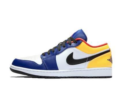 Air Jordan 1 Low Royal Yellow (GS)の写真
