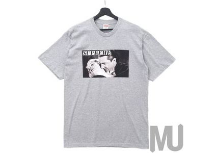Supreme Bela Lugosi Tee Heather Greyの写真