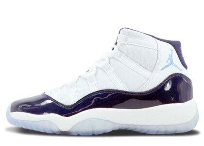 Nike Air Jordan 11 Retoro UNC Win Like 82 (GS)の写真