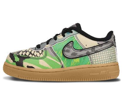 Nike Air Force 1 Low City Of Dreams Green (TD)の写真