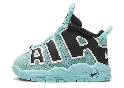 Nike Air More Uptempo Light Aqua (TD)の写真
