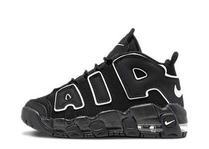 Nike Air More Uptempo Black(PS)の写真