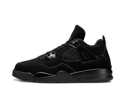 Nike Jordan 4 Retoro Black Cat 2020 (PS)の写真