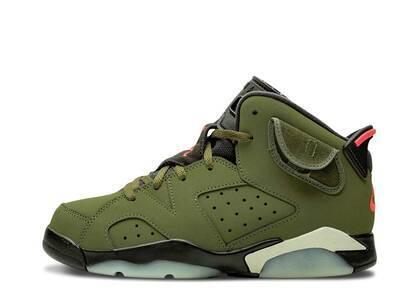 Nike Jordan 6 Retoro Travis Scott (PS)の写真