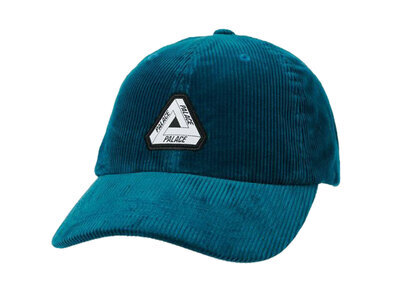 Palace Tri-Ferg Patch Cord 6-Panel Teal (SS21)の写真