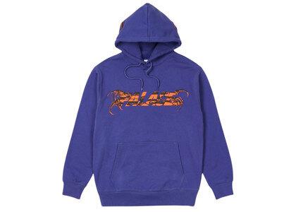 Palace Tri-Me Hood Purple (SS21)の写真