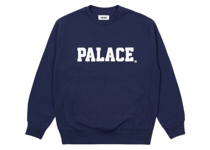 Palace Healthily Crew Navy (SS21)の写真