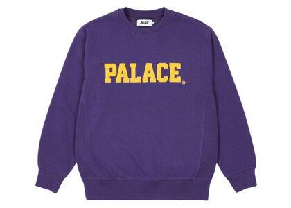 Palace Healthily Crew Purple (SS21)の写真
