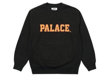 Palace Healthily Crew Black (SS21)の写真