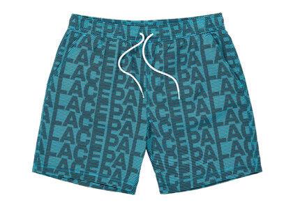 Palace Swim Shorts Cyan (SS21)の写真