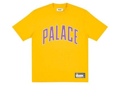 Palace Sportini T-Shirt Yellow (SS21)の写真