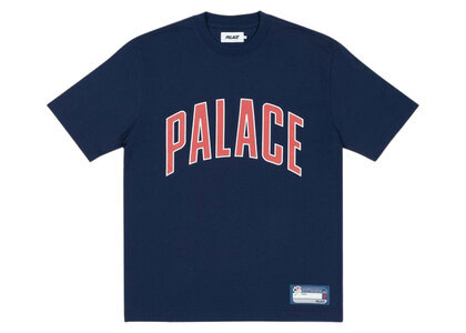 Palace Sportini T-Shirt Navy (SS21)の写真
