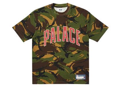 Palace Sportini T-Shirt Woodland Camo (SS21)の写真