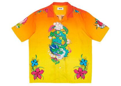 Palace Inky Shirt Orange (SS21)の写真