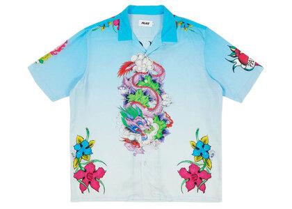 Palace Inky Shirt Blue (SS21)の写真