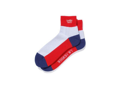 Whimsy × Verdy Verse Socks Redの写真