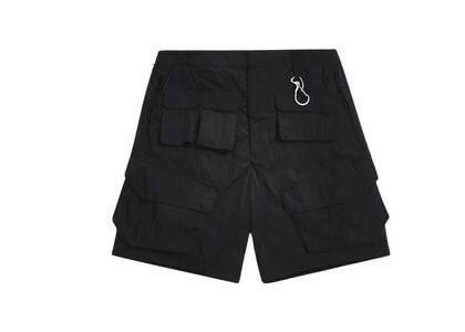 Kith Nylon Cargo Pocket Short Black (SS21)の写真