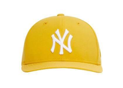 Kith × New Era Nylon 59FIFTY Cap Yellowの写真