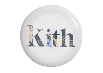 Kith Hawaiian Print Frisbee Whiteの写真