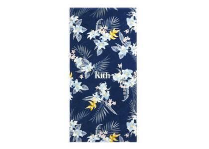 Kith Hawaiian Print Towel Nocturnalの写真