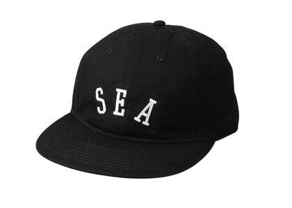 WIND AND SEA Off Cap Blackの写真