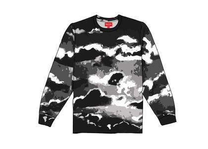 Supreme Cloud LS Whiteの写真