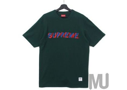 Supreme Shatter SS Top Dark Greenの写真