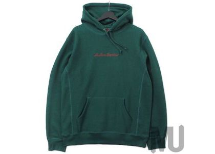 Supreme Le Luxe Hooded Sweatshirt Dark Greenの写真