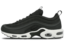Air Max Plus 97 Black Whiteの写真