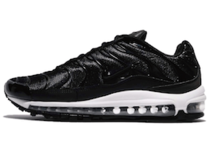 Air Max 97 Plus Black Whiteの写真