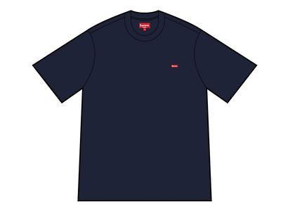 Supreme Small Box Tee (SS19) Navyの写真