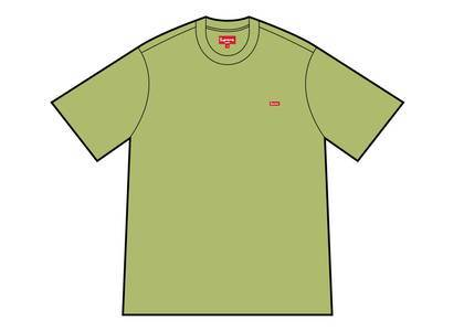 Supreme Small Box Tee (SS19) Limeの写真