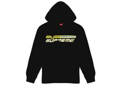Supreme Motherfucker Hooded Sweatshirt Blackの写真