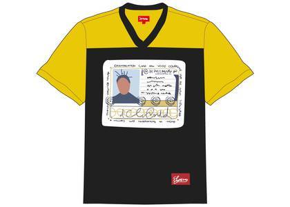 Supreme Ol' Dirty Bastard Football Top Goldの写真