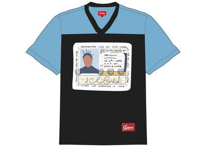 Supreme Ol' Dirty Bastard Football Top Light Blueの写真