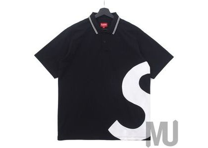 Supreme Foulard Polo Blackの写真