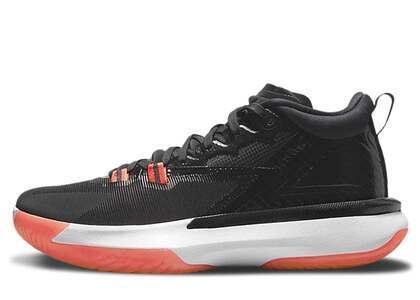 Nike Jordan Zion PF Black Bright Crimsonの写真