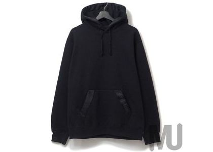 Supreme Tonal Webbing Hooded Sweatshirt Blackの写真